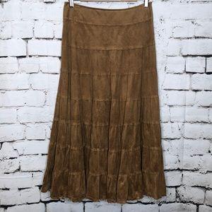 Boho Tribal Skirt